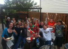 Keagan's birthday fundraiser