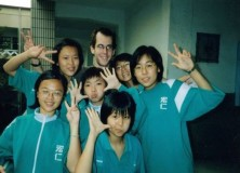 ESL teaching Taiwan
